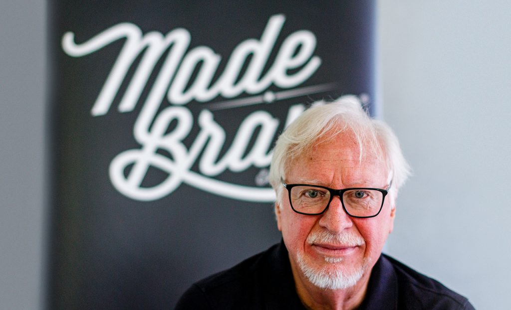 Marty Neumeier Brand Masterclass at MadeBrave