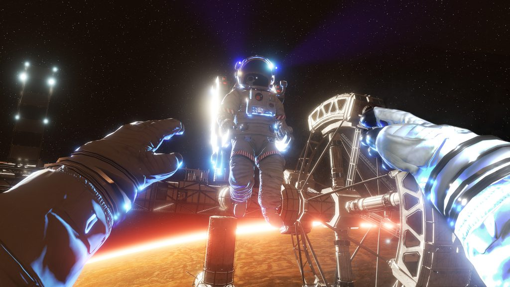 Unreal Engine - The Martian Experience