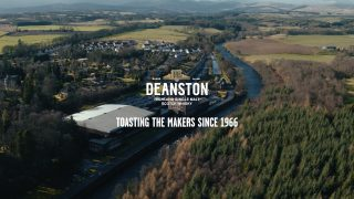 A photo of Deanston Distillery